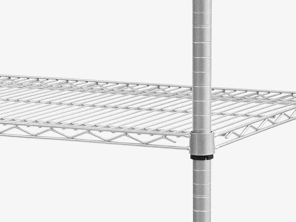 Stainless Shelf Systems
