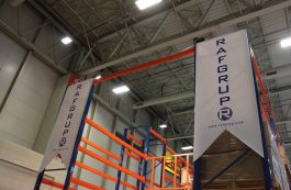 Rafgrup Warehouse Racking Systems Fairs