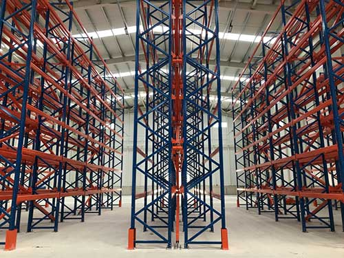 Rafgrup Industrial Storage Shelf Systems